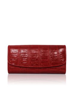 Crocodile Leather Purse