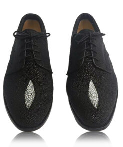 Genuine Stingray Skin Dress Shoes