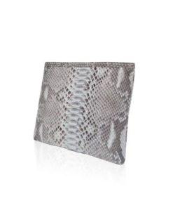 Python Leather iPad Bag