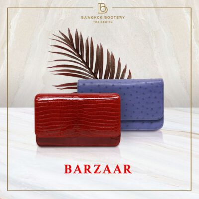 Most popular exotic bags