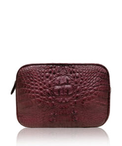 CROCODILE_LEATHER_CLUCH