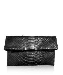 DAISY Python Sling Bag, Matte Black, Size 20